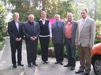 Ehrengäste v.l.n.r. Martin Lebrenz, Detlef Daubitz, Dr. Saskia Ludwig MdL, Gerhard Stuchlick, Dr. Andeas Bernig MdL, Marko Böttche