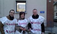 Mitglieder der komba Gruppe der Stadt Brandenburg an der Havel am 07.03.2012